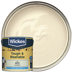 Wickes Durable Matt Champagne 2.5L