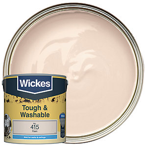 Wickes Durable Matt Fawn 2.5L