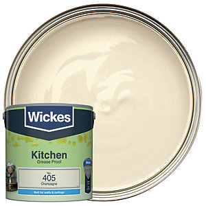 Wickes Kitchen Matt Champagne 2.5L