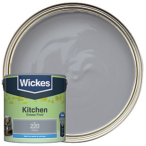Wickes Kitchen Matt Pewter 2.5L