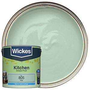 Wickes Kitchen Matt Sage 2.5L