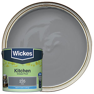 Wickes Kitchen Matt Slate 2.5L