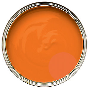 Wickes Colour @ Home Vinyl Matt Emulsion Paint- African Sun 2.5L