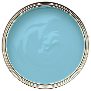 Wickes Colour @ Home Vinyl Matt Emulsion Paint- Bluebird 2.5L