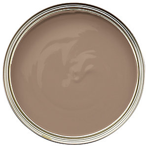 Wickes Colour @ Home Vinyl Matt Emulsion Paint Hot Cocoa 2.5L