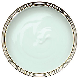 Wickes Colour @ Home Vinyl Matt Emulsion Paint- Turquoise Crystal 2.5L
