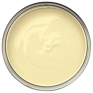 Wickes Colour @ Home Vinyl Matt Emulsion Paint- Citrus Tang 2.5L