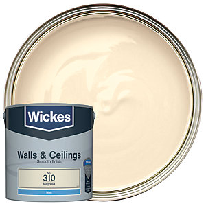 Wickes Colour @ Home Vinyl Matt Emulsion Paint- Mag 2.5L