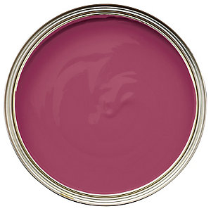 Wickes Colour @ Home Vinyl Matt Emulsion Paint Majesty Red 2.5L
