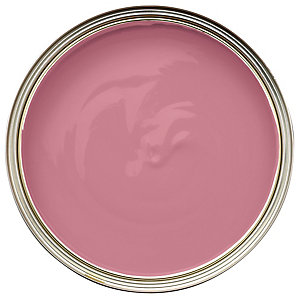 Wickes Colour @ Home Vinyl Matt Emulsion Paint Rhubarb Crumble 2.5L