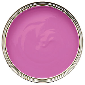 Wickes Colour @ Home Vinyl Matt Emulsion Paint Feather Boa 2.5L