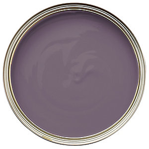 Wickes Colour @ Home Vinyl Matt Emulsion Paint- Purple Haze 2.5L