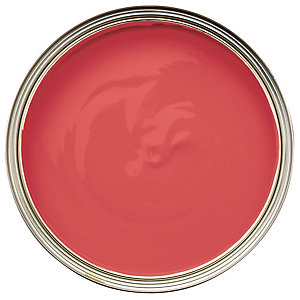 Wickes Colour @ Home Vinyl Matt Emulsion Paint- Scarlet 2.5L