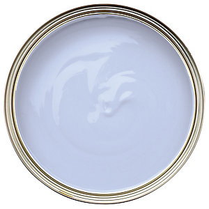 Wickes Colour @ Home Vinyl Silk Emulsion Paint Mystique 2.5L