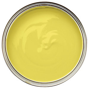 Wickes Colour @ Home Vinyl Silk Emulsion Paint- Poached Pear 2.5L