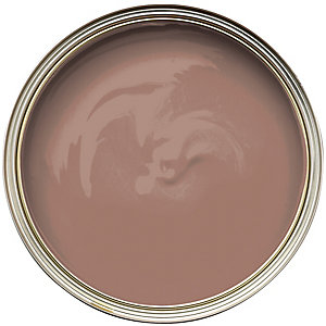 Wickes Colour @ Home Vinyl Silk Emulsion Paint- Mocha 2.5L