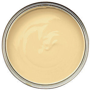 Wickes Colour @ Home Vinyl Silk Emulsion Paint Golden Times 2.5L