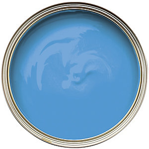 Wickes Colour @ Home Vinyl Silk Emulsion Paint- Waves 2.5L