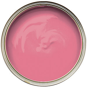 Wickes Colour @ Home Vinyl Matt Emulsion Paint Candy 2.5L