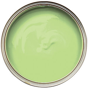 Wickes Colour @ Home Vinyl Matt Emulsion Paint- Grass 2.5L