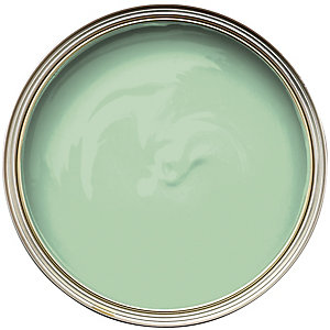 Wickes Colour @ Home Vinyl Silk Emulsion Paint Fern 2.5L