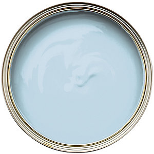 Wickes Colour @ Home Vinyl Silk Emulsion Paint- Surf 2.5L