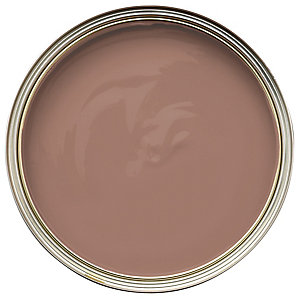 Wickes Durable Matt Emulsion Paint Mocha 2.5L