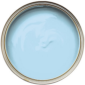 Wickes Durable Matt Emulsion Paint Sky 2.5L