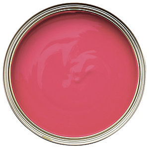 Wickes Durable Matt Emulsion Paint Raspberry 2.5L