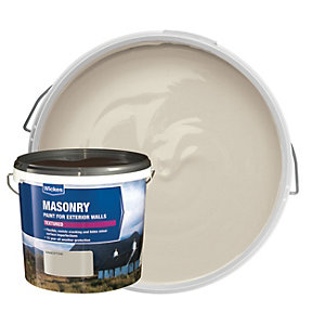 Wickes Textured Masonry Paint Sandstone 5l Deal At Wickes