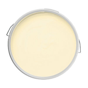 Wickes Textured Masonry Paint Buttermilk 5L