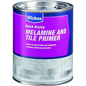Wickes Quick Dry Melamine & Tile Primer 750ml