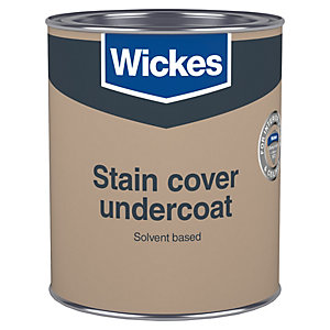 Wickes Interior Stain Cover 750ml