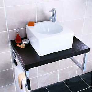 Wickes Sesto Square Basin 360mm