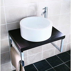 Wickes Sesto Round Basin 450mm