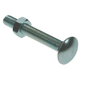 Bolts And Nuts M12 x 200mm