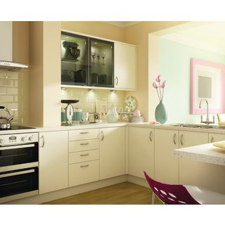 Options Cream Kitchen Range