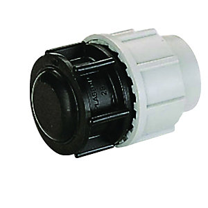 Image of Plasson Compression End Plug 25mm
