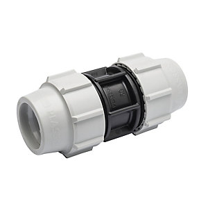 Plasson Compression Straight Coupling 32mm