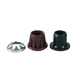 Plasson Adaptors for Copper Pipe 22mm x 25mm