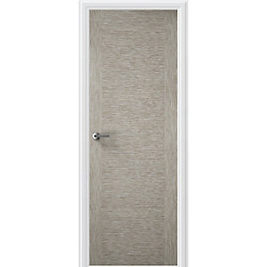 Light Grey 2 Stile Internal Door