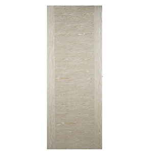 Wickes Milan 2 Stile Natural Real Wood Veneer Door 1981 x 762mm