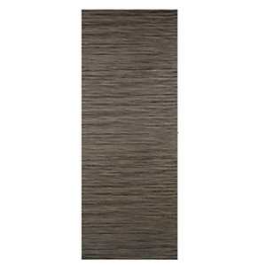 Wickes Milan Mocha Horizontal Real Wood Veneer Door 1981 x 762mm