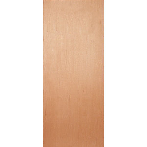 Wickes Lisburn Internal Fire Door Ply Veneer Flush 1981x838mm