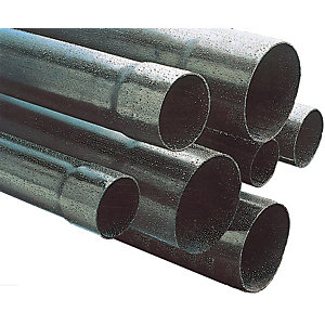 Polypipe 4in (114mm) x 6m General Purpose Duct GP4X6B