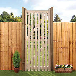 Softwood Tall Gate Kit 1829 x 990mm