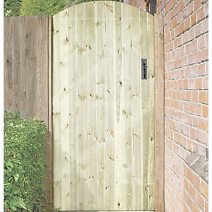 Wickes Arched & Braced Gate Kit 1829x915mm
