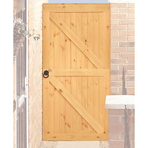 Wickes Framed Ledged & Braced Gate Kit 1829x915mm