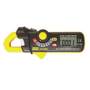 Di-Log Mini 80A AC/DC Clamp Meter