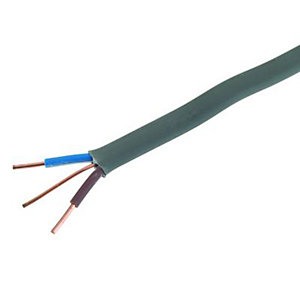 Wickes Twin and Earth Cable 2.5mm x 7.5m 6242YH